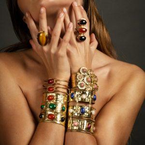 Niiki Paris bracelets bras
