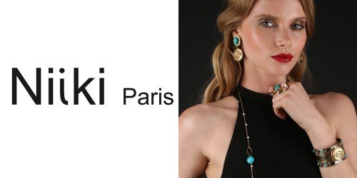 bijoutiers créateurs-Niiki Paris-logo-Louise d'or