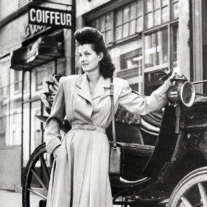 bijou ancien-années 40-guerre-bague-Louise d'or