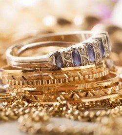 bijoux occasions-grand choix-variété