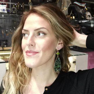 Boucles d'oreilles femme-Boucles d'oreilles Digne les Bains-Louise d'or