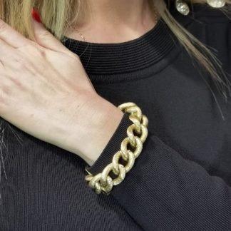 Bracelet femme-Bracelet Dimitiradis-Louise d'or-Bijou Digne les Bains