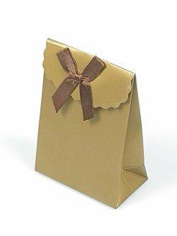 bijoux fantaisie-cadeau-paquet-pochette-Louise d'or