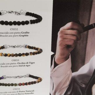 Bracelet homme-Louise d'or