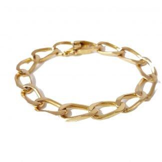 Bracelet or 18k-Bracelet occasion or-Bracelet or Digne les Bains-Louise d'or